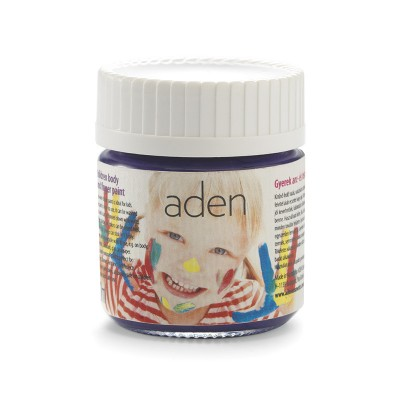 Aden Body & Finger Paint purple 30 ml