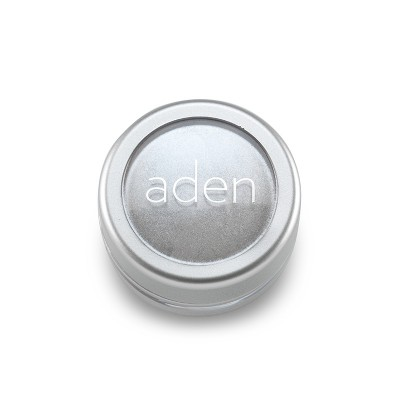Aden Loose Powder Eyeshadow/ Pigment Powder 01 White 3 gr