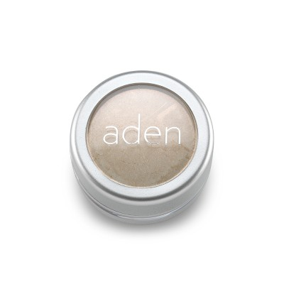 Aden Loose Powder Eyeshadow/ Pigment Powder 02 Pearl 3 gr